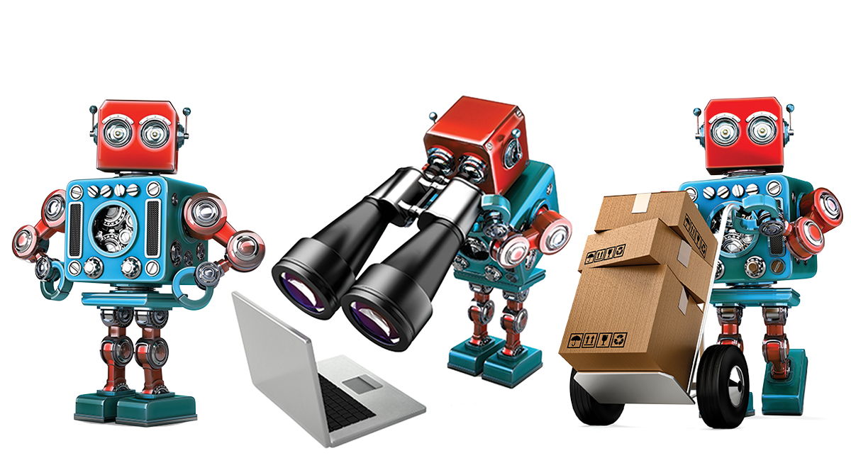 Innovative technologies are logistics trends of the future