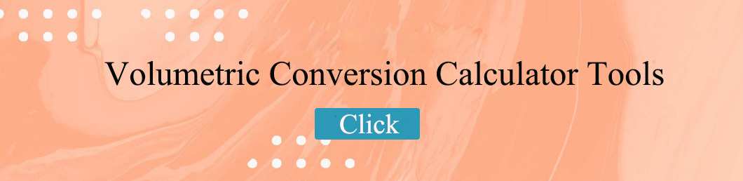 Volumetric Conversion Calculator Tools