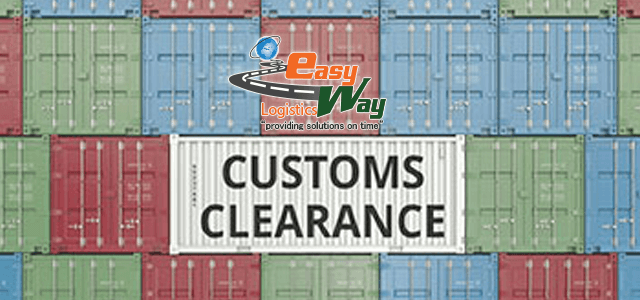Over view of Customs Clearance