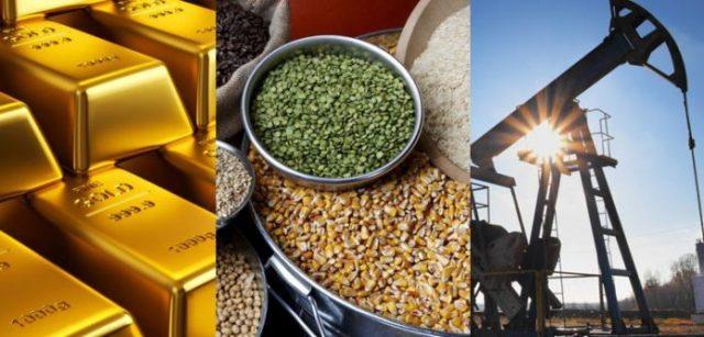 Commodity Logistics