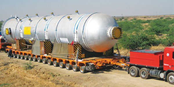 Professional Service Provider for ODC Transportation in India