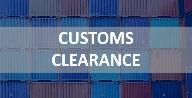 Customs clearance and its channels